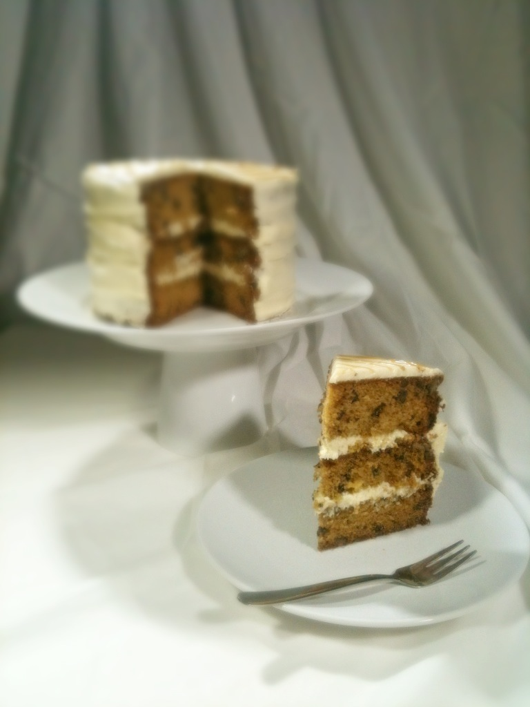Autumn's layer cake