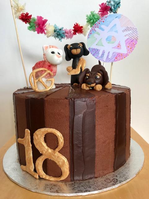 bespoke bday cake