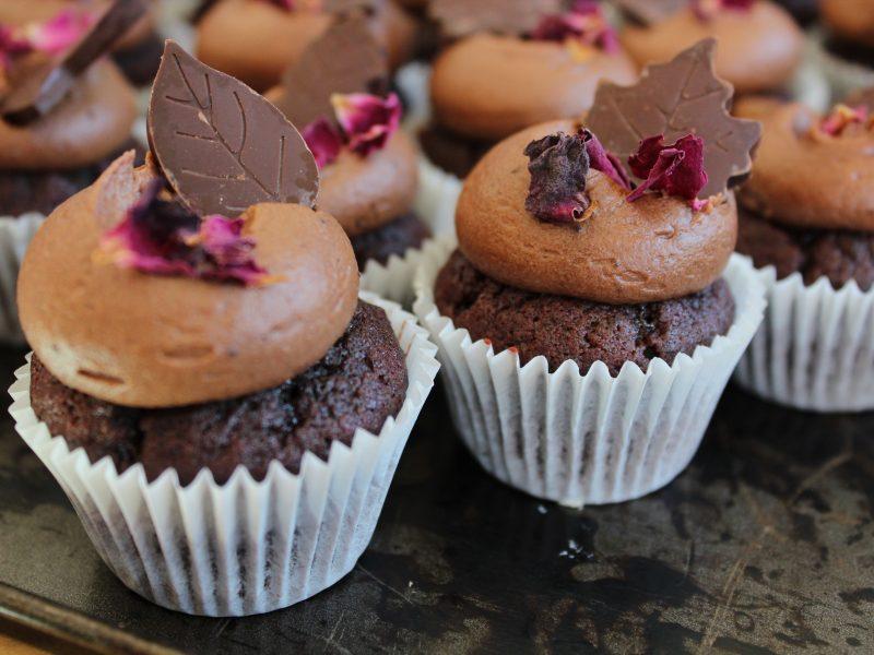 mini party cakes