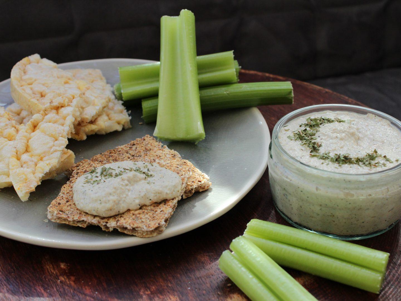 Vegan cream cheese (nut free)